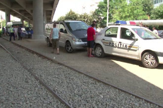 Un barbat de 56 de ani din Bacau a murit dupa ce a fost calcat de tren. De ce martorii cred ca este vorba de o sinucidere