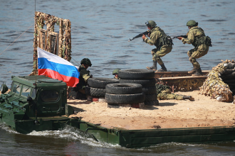 Lituania se teme ca Rusia poate lansa un atac vizand statele baltice in numai 24 de ore, limitand reactia NATO