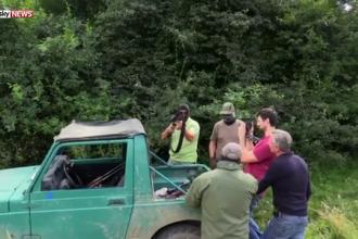 Trei cetăţeni români de etnie maghiară, trimişi în judecată în dosarul Sky News