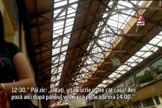 Sirul de capcane pe care le are de infruntat un turist in Bucuresti. Ce se intampla daca vorbesti in engleza in Gara de Nord