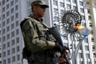Doi barbati suspectati pentru complot cu Statul Islamic arestati in Brazilia. Ar fi planuit un atentat la Jocurile Olimpice