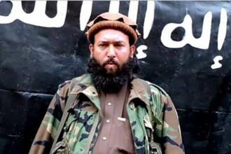Liderul Statului Islamic din Afganistan si Pakistan a fost ucis intr-un atac cu drona. Unde au lovit militarii SUA