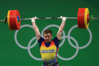 Romania ar putea sa ramana fara o medalie de bronz de la Rio. Gabriel Sincraian, depistat pozitiv la testele antidoping