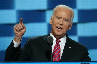 Statele Unite cer Ucrainei sa nu escaladeze conflictul cu Rusia. Discutia avuta de Joe Biden cu Petro Porosenko