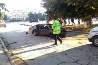 Accident bizar in Republica Moldova. Un baiat a murit in portbagajul unei masini, in timp ce mergea la majorat