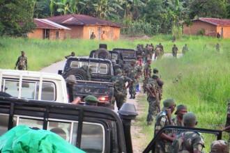 Gruparea care a atacat cu machete si arme de foc zeci de civili in Congo: 30 de oameni au fost masacrati