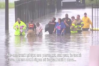 A plouat intr-o zi cat in trei luni. Stare de urgenta in SUA, dupa o ploaie intalnita o data la cinci sute de ani