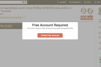 De ce sunt periculoase clonele de site-uri cu fisiere torrent. Metoda prin care sunt furati banii utilizatorilor