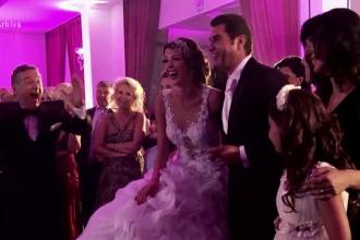 Alina si Cristi Borcea au semnat actele de divort. Apropiatii sustin ca acesta inca este indragostit de Valentina Pelinel