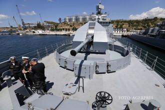 Avertismentul unui general: Ruşii vor să domine Marea Neagră şi Mediterana