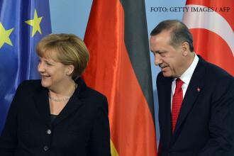 Un document secret al guvernului Merkel acuza Turcia de legaturi cu teroristii.