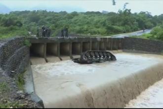 Tragedie in timpul unui exercitiu militar din Taiwan. Trei militari au murit dupa ce au cazut cu tancul intr-un rau