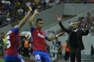 Steaua - Manchester City 0-5: umiliti si in teren, si in tribune. Reactia stelistilor dupa coregrafia cu
