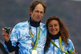 A supravietuit cancerului la plamani si a castigat aurul la JO. Santiago Lange si Cecilia Saroli, invingatori la catamaran