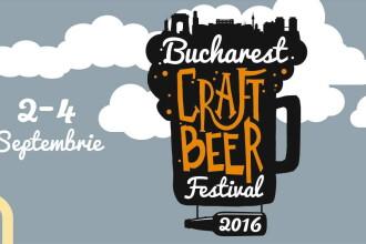 Bucharest Craft Beer Festival 2016. Concerte cu trupele Les Elephants Bizarres, Grimus, Niste Baieti, Pinholes si Jurjak