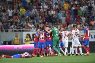 Steaua - Dinamo 1-1. Goluri marcate de Rotariu si De Amorim in eternul derby al fotbalului romanesc
