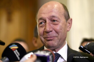 Traian Basescu: Partidul Romania Unita nu va intra in viitorul Parlament