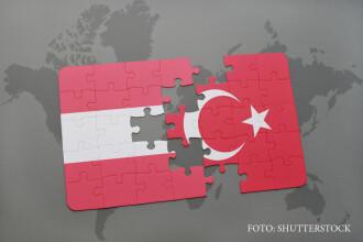 Turcia isi recheama ambasadorul de la Viena. Acuzatiile de rasism si pedofilie care au dus la acest gest