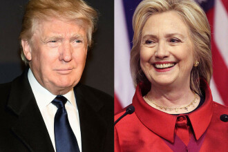 Donald Trump vs. Hillary Clinton, batalia analizelor medicale. Candidatul republican a venit cu raportul la TV. VIDEO
