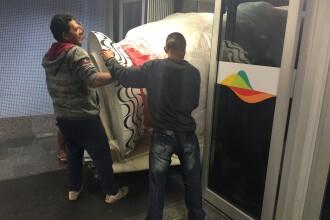 Necazuri pentru sportivii rusi de la Rio chiar si dupa inchiderea JO. De ce erau sa ramana blocati in aeroport