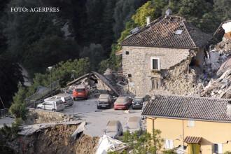 O supravietuitoare a cutremurului devastator din Italia: