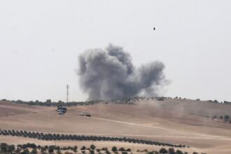 Armata siriana a anuntat ca a doborat un avion militar israelian si o drona. Israelul dezminte informatia