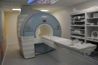 RMN nou, de ultima generatie, la Spitalul de Copii din Cluj-Napoca