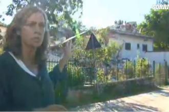 O cladire s-a prabusit in spatele unui reporter CNN care relata LIVE pe Facebook despre tragedia care a lovit Italia. VIDEO