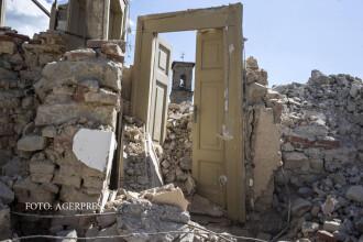 Nou bilant al cutremurului din Italia: 8 romani morti, 19 disparuti. O femeie a aflat abia in spital ca baiatul ei s-a stins