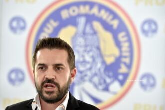 Presedintele PRU, Bogdan Diaconu, a fost audiat la Parchetul General: