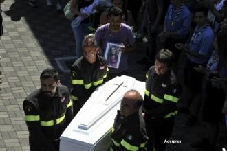 Cutremur in Italia. Slujba de comemorare in memoria victimelor.