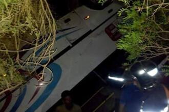 Tragedie pe o sosea din Algeria: un autobuz plin cu copii a cazut intr-o prapastie. Autoritatile acuza