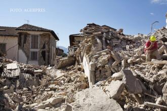 Cutremur in Italia. 11 romani au murit, iar numarul celor disparuti a scazut la 4. Slujba emotionanta in memoria victimelor