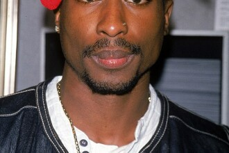 Fotografia care ar dovedi ca rapperul Tupac Shakur este in viata.