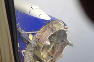 Tragedie aeriana, evitata in ultima clipa. Motorul unui Boeing 737 a explodat in zbor, sub ochii pasagerilor