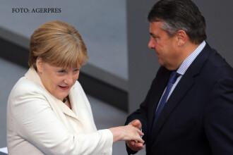 Migrantii dezbina guvernul Germaniei. Vicepremier: