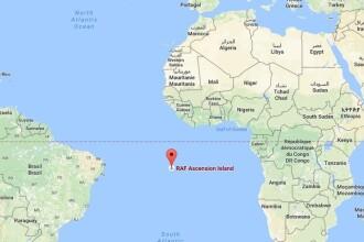 Un cutremur cu magnitudinea de 7,4 a zguduit sudul Oceanului Atlantic