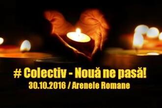 Concert caritabil pentru victimele din Colectiv, la un an de la tragedie: Days of Confusion, Up To Eleven, Holograf, Vama