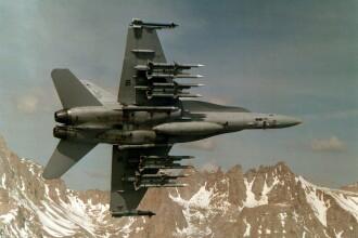 Avion de lupta elvetian disparut in Alpi.
