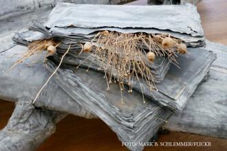 Un celebru artist german a fost victima hotilor de fier vechi din Romania. Cat valoreaza o statuie de-a sa la REMAT