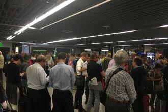 Grevă pe marile aeroporturi din Germania. Un sfert de milion de pasageri, afectaţi