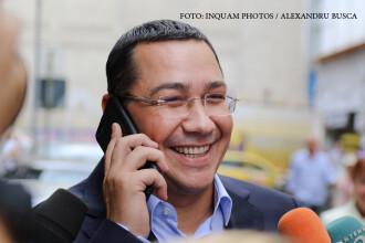 Ponta: Dacă ne fac trădători cei din 'Corul Bocitoarelor' de la Belina e foarte bine