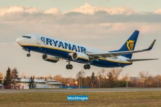 Ryanair închide baza de la Timișoara din cauza performanțelor scăzute