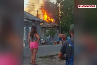 Școală din Bistrița, la un pas sa fie cuprinsă de flăcări