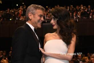 George și Amal Clooney trimit 3000 de copii sirieni la școală