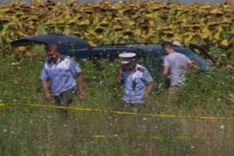 Polițist din Măgurele, lovit cu mașina de un șofer urmărit de echipaj