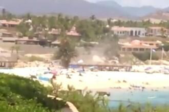 Atac armat pe o plajă din Mexic. Trei bărbați au fost uciși