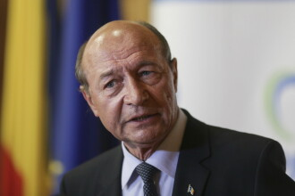Băsescu, despre faptul că Iohannis nu a fost la Parlament la aniversarea Unirii
