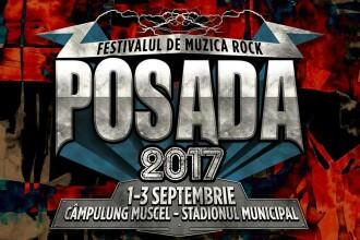 Posada Rock 2017, cel mai important festival concurs pentru underground-ul românesc. LIVE: Soen, Evergrey, Dirkschneider