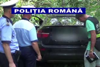 Focuri de armă în Galați pentru prinderea unui hoț de 16 ani